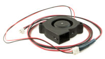 makerbot replicator filament blower fan with quick connect 2