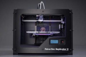 makerbot replicator 2 3D printer optimized
