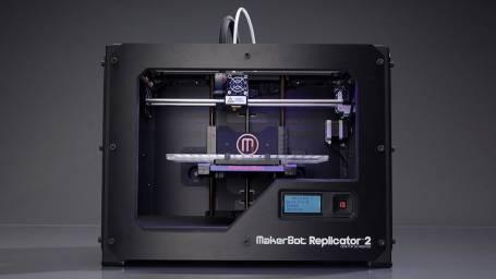 makerbot replicator 2 3D printer optimized