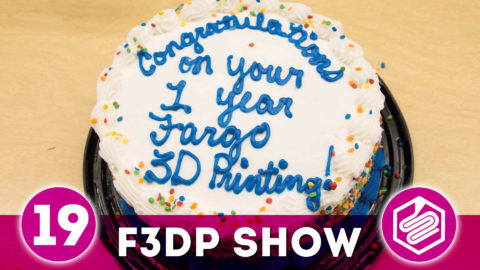 F3DP Show video thumbnail