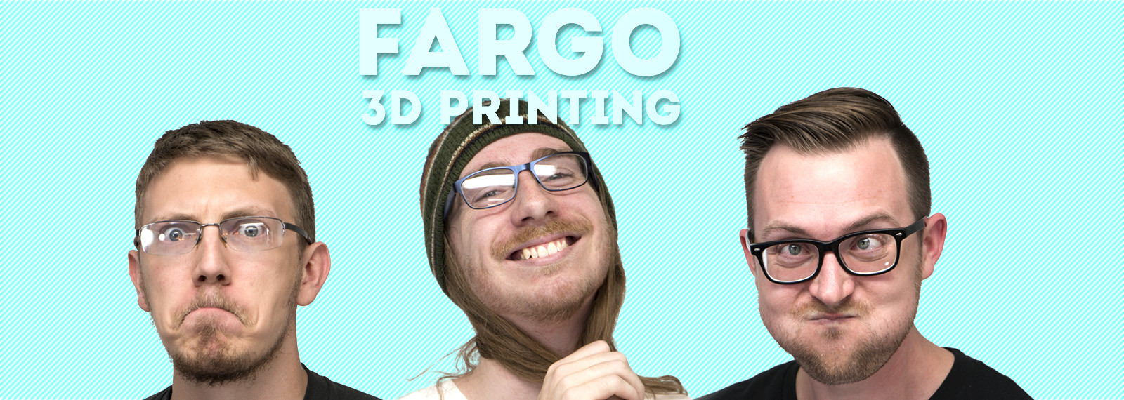 3D Printing Podcast - The Fargo 3D Printing Show