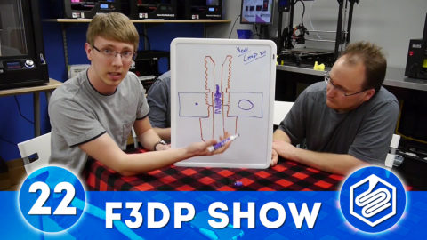 F3DP Show - Episode 22
