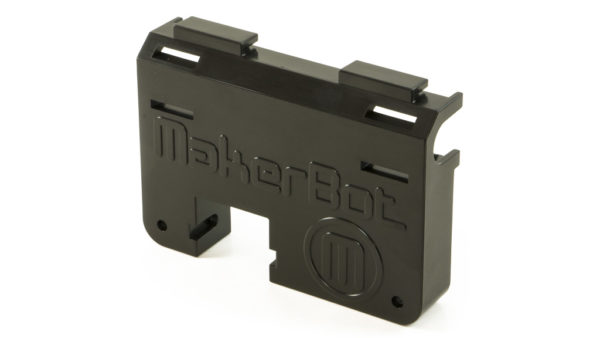 MakerBot y-axis secondary front view
