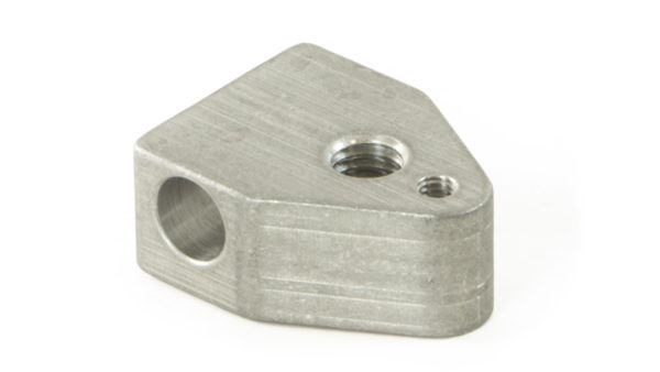 makerbot replicator 2x aluminum heater block 2