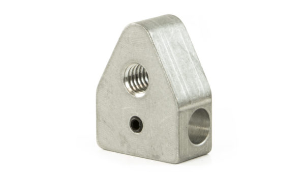 makerbot replicator 2x aluminum heater block 1