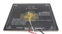 MK3 Heated Build Plate Back