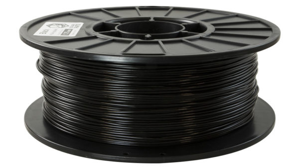 1.75mm black PLA filament - Schark Parts a