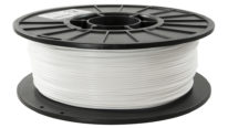 1.75mm white PLA filament - Schark Parts a