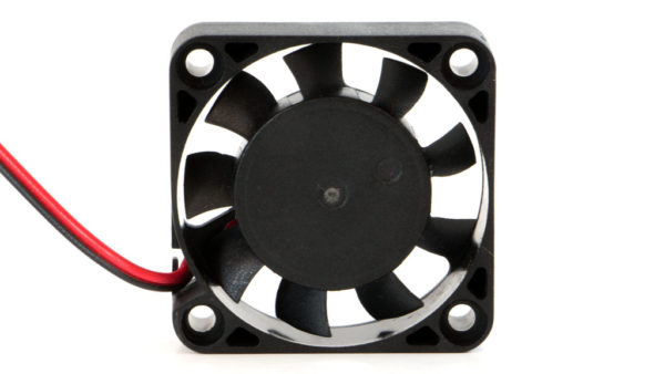 extruder fan - 40mm fan - cooling