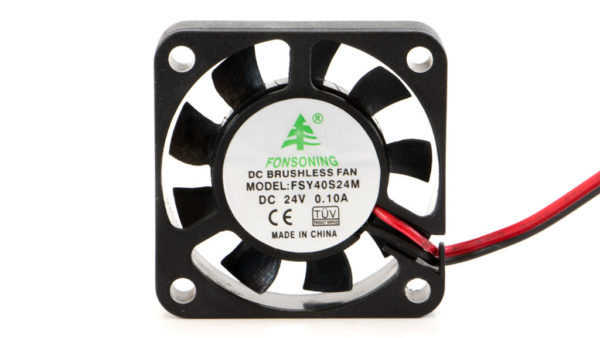 cooling fan - extruder fan - makerbot