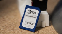 schark 1GB SD card for Makerbot pretty view