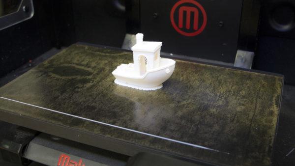 MakerBot Replicator 2X PEI Sheet 5