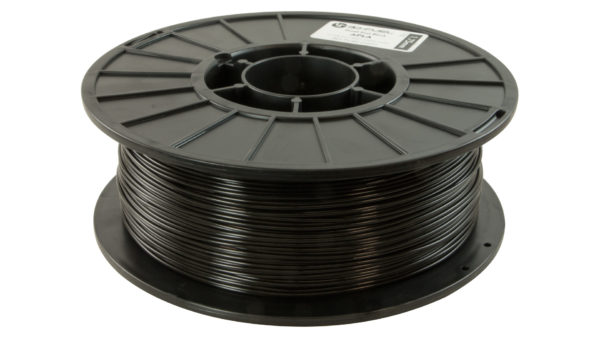 3D-Fuel 1.75mm Fossil Fuel Black APLA spool horizontal