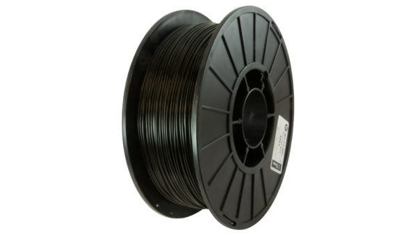 3D-Fuel 1.75mm Fossil Fuel Black APLA spool vertical