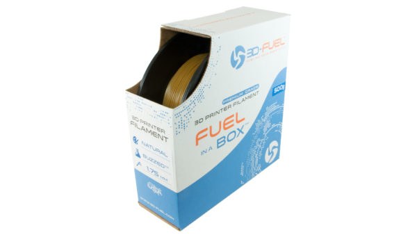 3D-Fuel 1.75mm Buzzed Beer Filament spool box