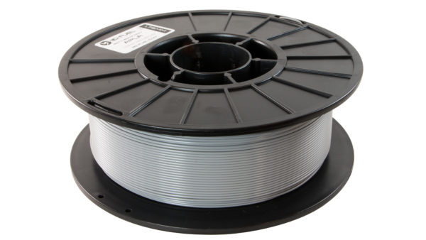3D-Fuel 1.75mm Battleship Gray APLA spool horizontal