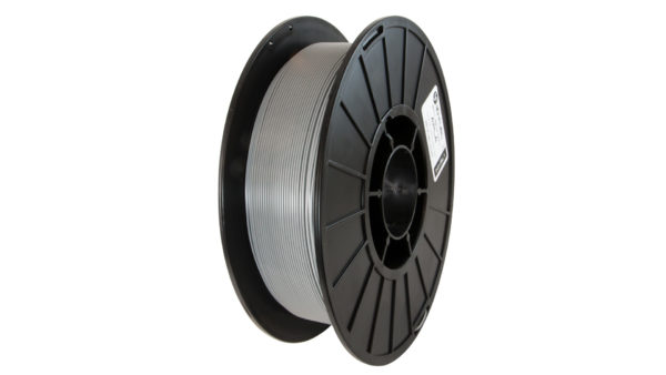 3D-Fuel 1.75mm Battleship Gray APLA spool vertical