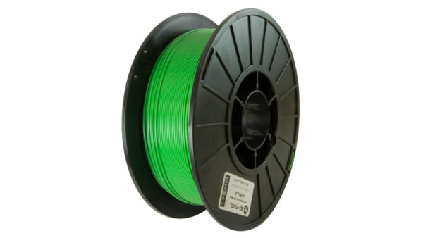 3D-Fuel 1.75mm Afterburner Green APLA spool vertical
