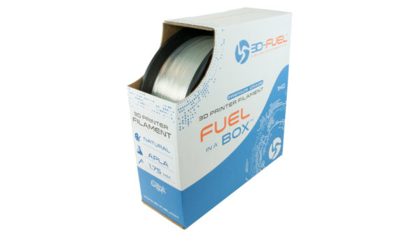 3D-Fuel Clearly Natural Pro PLA in Box