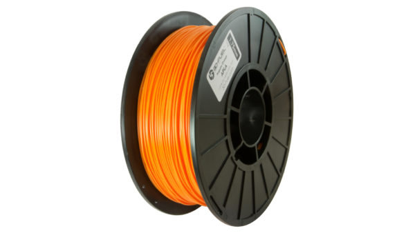 3D-Fuel 1.75mm Napalm Orange APLA spool vertical