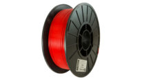 3D-Fuel 1.75mm Nitrous Red APLA spool vertical