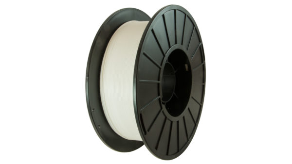 3D-Fuel 1.75mm Arctic White APLA spool vertical