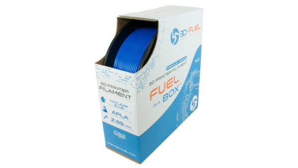 3D-Fuel Ocean Blue Pro PLA in Box