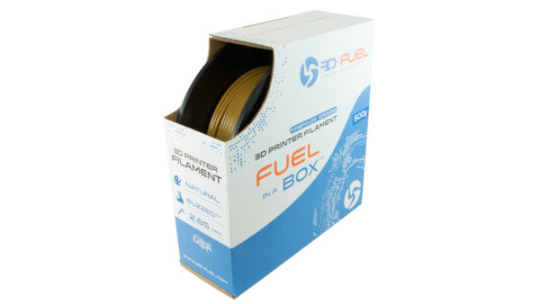 3D-Fuel 2.85mm Buzzed Beer Filament spool box