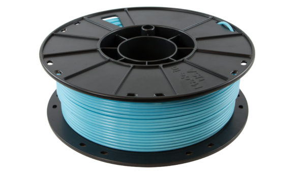 3D-Fuel 2.85mm Electric Blue APLA spool horizontal