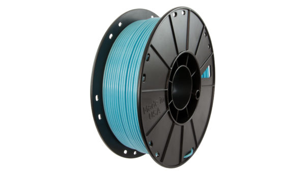 3D-Fuel 2.85mm Electric Blue APLA spool vertical