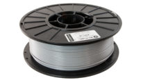 3D-Fuel 2.85mm Battleship Gray APLA spool horizontal