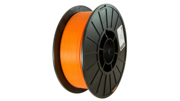 3D-Fuel 2.85mm Napalm Orange APLA spool vertical