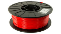 3D-Fuel 2.85mm Nitrous Red APLA spool horizontal