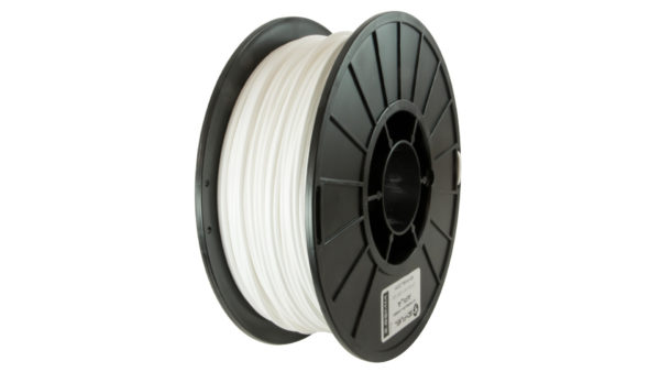 3D-Fuel 2.85mm Arctic White APLA spool vertical