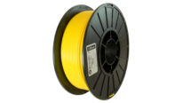 3D-Fuel 2.85mm Energetic Yellow APLA spool vertical
