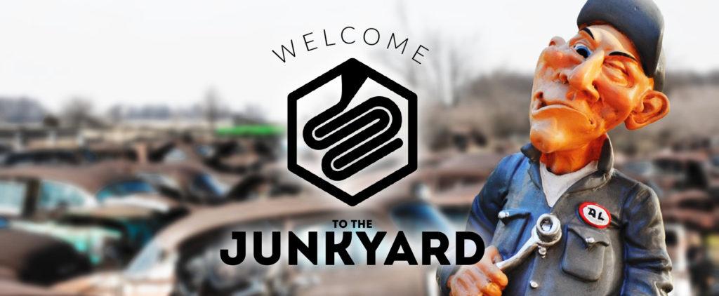 fargo 3D printing junkyard hero