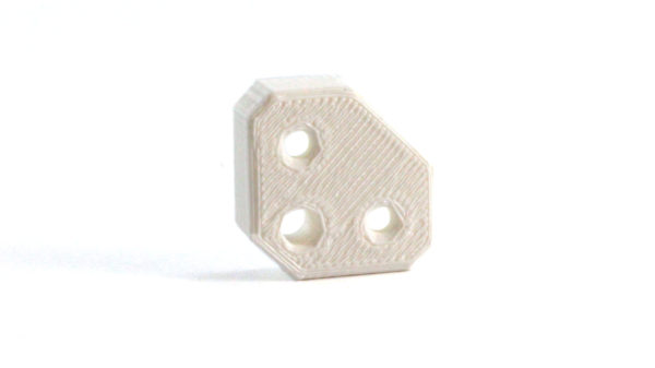 lulzbot printed parts