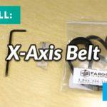 X-Axis Belt