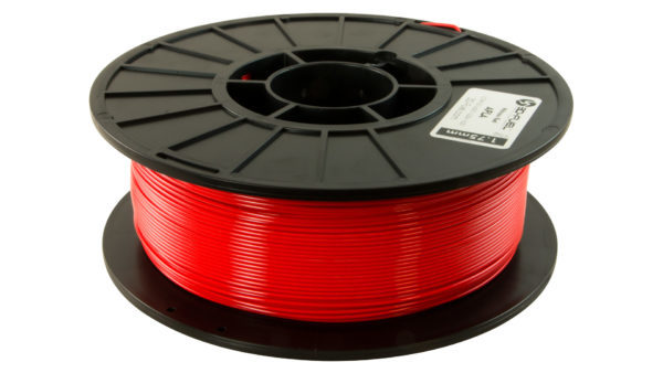 Fire Engine Red Pro PLA