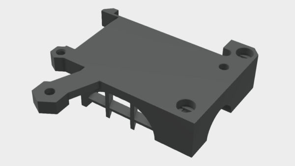 Prusa Extruder Cover