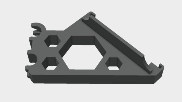 Prusa LCD Support B