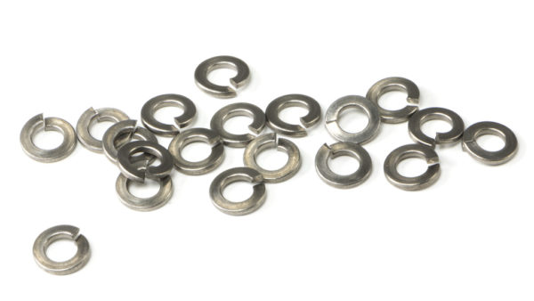 M3 Split Lock Washers Twenty Pack
