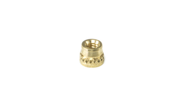 LulzBot TAZ / Mini Brass Threaded Inserts