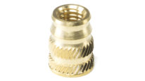 Brass Thread Insert Heat-Set