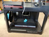 Used MakerBot Replicator Plus