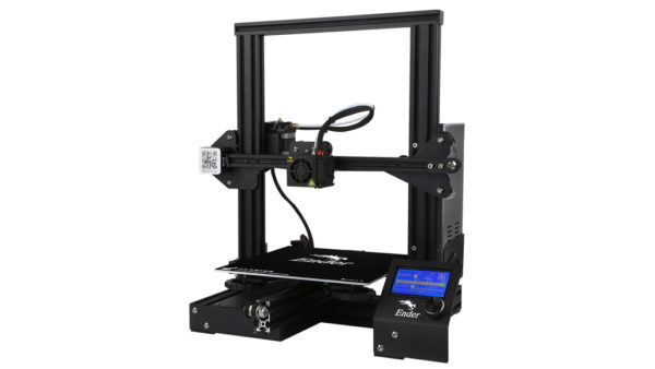 Creality Ender 3 3D Printer Right Side
