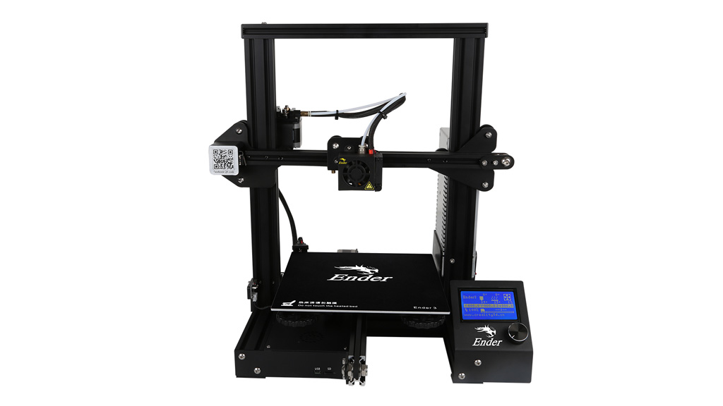 Creality3D Ender 3 3D Printer - Kit