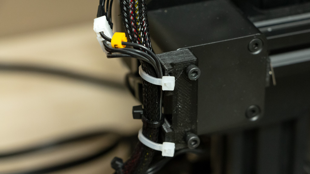 picture regarding Ender 3 Printable Upgrades identify Ender 3 Lead Determination Up grade Package