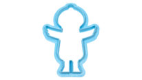 Ducky Cookie Cutter