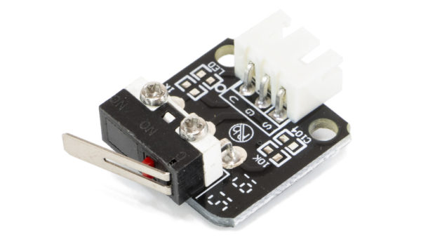 Ender 3 3D Printer Limit Switch